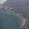 Melbourne to Hobart flight