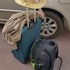 TravelCat ready to travel