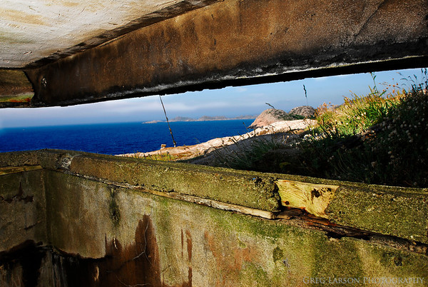 German Pill Box, Lindesnes, Norway