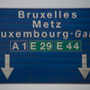 Into Luxembourg