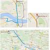 Wine Day 14 Map - Koblenz- Ahr valley- Verdun- Champagne