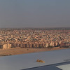 Landing in Marrakech
