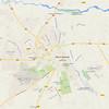 Marrakech overview map