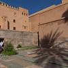Saadiens Tombs - Marrakech