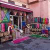 Streest of Marrakech Medina