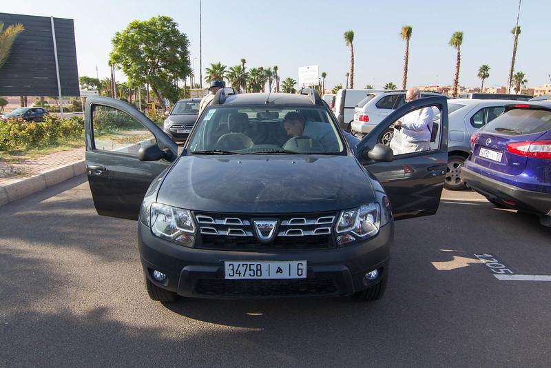 Day trip to Ouarzazate