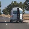 On the road to Al Jadida