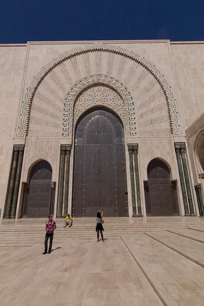 Mohammed II Mosque, Casablanca