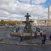 Big Bus city tour - Place de la Concorde