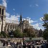 Big Bus city tour - Notre Dame