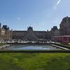 Big Bus city tour - The Louvre
