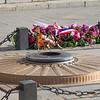 Arc de Triomphe - flame of rememberance