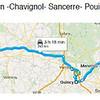 Wine Day 2 Tours-Vouvray-Menetou Salon-Chavignol-Sancerre-Pouilly-sur-Loire - 31/8/2015