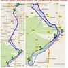 Wine Day 7 - Lyon- Givors- Ampuis-Condrieu-Vienne- Lyon