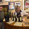 Stephane Tissot wines, Arbois