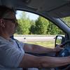 Aaron at the Wheel
