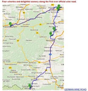 9 September 2015 Wissembourg- Deidesheim- Grosskarlbach Laumersheim- Kaiserlautern