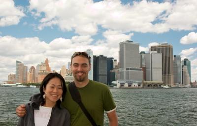 Dan and keiko