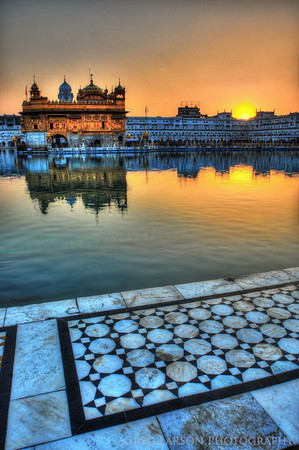 Golden Temple HDR, Amritsar, India