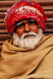 Sadhu, Haridwar, India