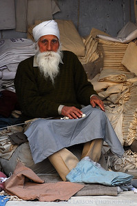 Fabric Vendor, Amritsar, India