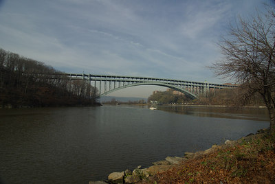 """Inwood is the northernmost neighborhood on Manhattan Island in the New York City borough of Manhattan and New York State's County of New York. This is not to say, however, that Inwood is the northernmost neighborhood of the borough of Manhattan (because the borough of Manhattan includes a small part of the North American mainland (Marble Hill) to the north of the island of Manhattan). While Inwood is sometimes thought to be a sub-section of Washington Heights, the larger and better-known neighborhood to its south, most people residing in, or familiar with, Upper Manhattan consider Inwood to be a separate and distinct neighborhood in its own right. It has earned the nickname """"The Singer's Slum"""" as many opera singers, musicians, composers and actors live in the area."""