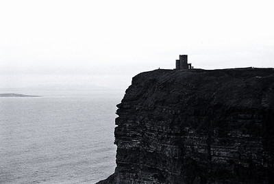 """Moher Cliffs""  and "" O'Brien's Tower"""