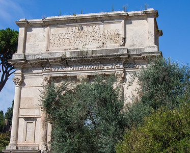 Arco di Tito Arch of Titus