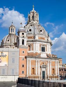 Santa Maria di Loreto al Foro Traiano