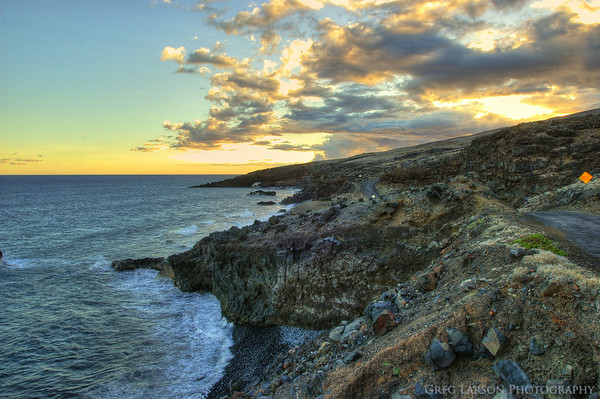 Maui Sunset HDR