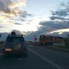 Menzies Railway Crossing
