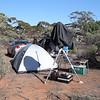 Karalee Rocks - Campsite