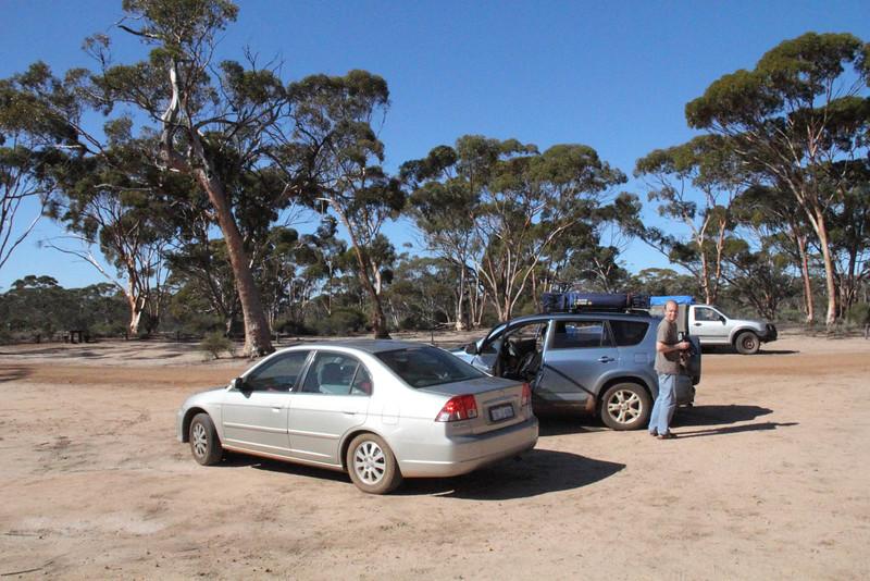 Karalee Rocks Camping Area