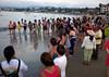 Mexico Sea Turtle Release  006