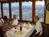 Doreen, Joe, Bill & Dave make thier choices at Buenos Aires.
