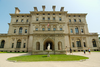 """The Breakers"" is the architectural and social archetype of the ""Gilded Age"", a period when members of the Vanderbilt family were among the most prominent industrialists of America. Indeed, ""if the Gilded Age were to be summed up by a single house, that house would have to be The Breakers""[2]. In the year of its completion in 1895, The Breakers was the largest, most opulent house in a summer resort considered the social capital of America."