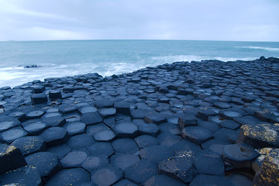 THE GIANTS CAUSEWAY Only five  are believed to have  survived. Local folklore tell of descendants living here and that victims of the wreck, maybe Spanish nobility, were buried in St. Cuthbert's graveyard near Dunluce Castle, it is known that cannons from the wreck were placed here.