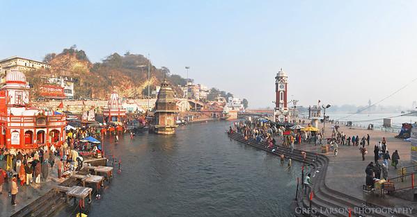 Harkipauri, Haridwar, India