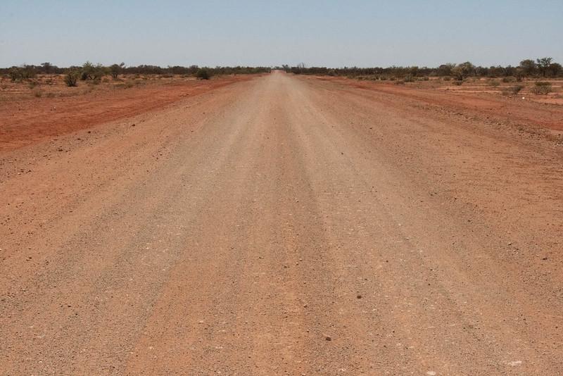 Road to Mt Augustus (Ullawarra Rd)