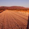 Dawn on Doole Downs Rd, Mt Augustus