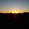 Sunrise at Mt Augustus Outback Station