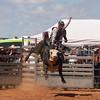 Meekatharra Rodeo 2014 - Open Bull Riding
