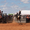 Meekatharra Rodeo 2014 - Open Bull Riding