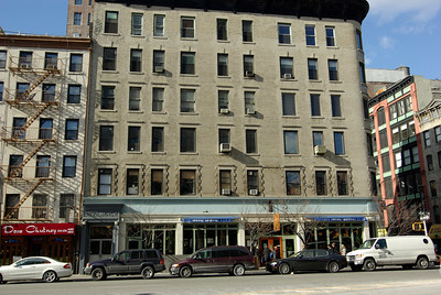 "62 SPRING STREET (Corner of Lafayette), NEW YORK, NY  In this building lived Emma Goldman (June 27, 1869 – May 14, 1940) aka 'Red Emma', was a Kaunas, Lithuania-born anarchist known for her writings and speeches. She was lionized as an iconic ""rebel woman"" feminist by admirers, and derided as an advocate of politically motivated murder and violent revolution by her critics.[1]  Goldman played a pivotal role in the development of anarchist political philosophy in the United States and Europe in the first half of the twentieth century. She emigrated to the United States at seventeen and was later deported to Russia, where she witnessed the results of the Russian Revolution. She spent a number of years in Southern France where she wrote her autobiography, Living My Life, and other works, before taking part in the Spanish Civil War in 1936 as the English language representative in London of the CNT-FAI."