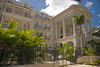 A private house in one of the wealthier areas of Barbados