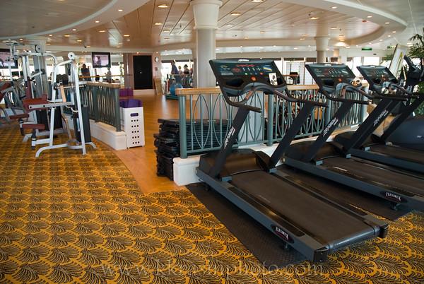 The Ship-Shape gym