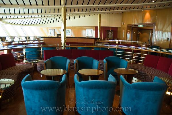The Viking Crown lounge