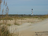 Cape Hatteras Lighthouse from ramp 43.