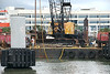 Working on Ferry Dock 3
