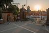 The LoC (Line of Control). Attari/Wagah (Punjabi (Gurmukhi): ਵਾਹਗਾ, Hindi: वाघा, Urdu: واہگہ) border lies on the Grand Trunk Road between the cities of Amritsar, Punjab, India, and Lahore, Punjab, Pakistan.
